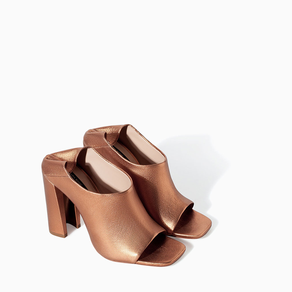 Metallic-Mules