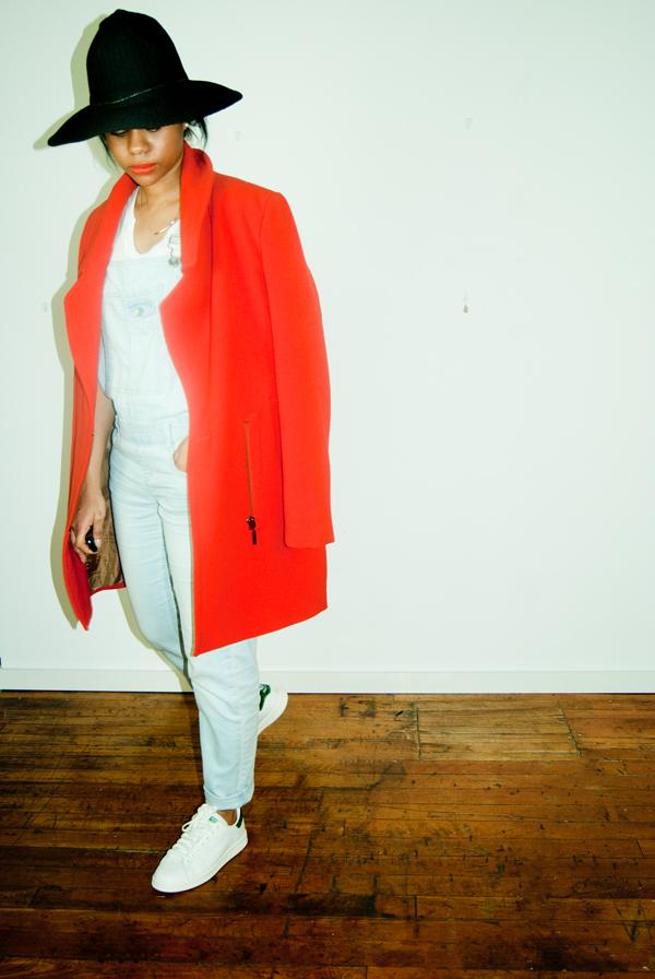 I Like I Wear Overalls Spring 2