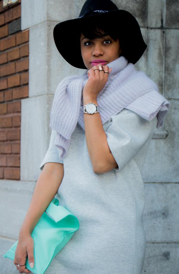 Gap Scuba T-Shirt Dress (1)