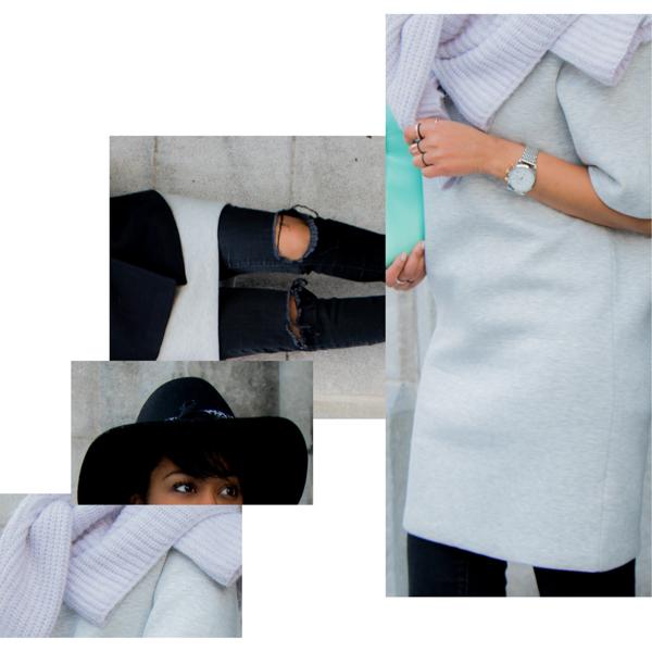 Gap Scuba T-Shirt Dress (4)