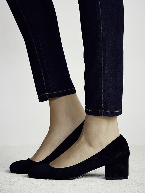Blocked Heel Style (1 of 3)