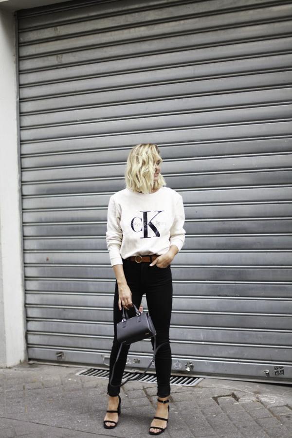 CK Sweatshirt Style (1 of 4)