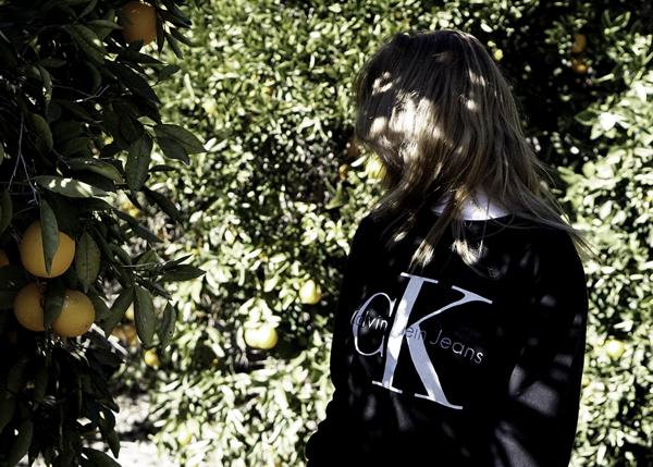 CK Sweatshirt Style (2 of 4)