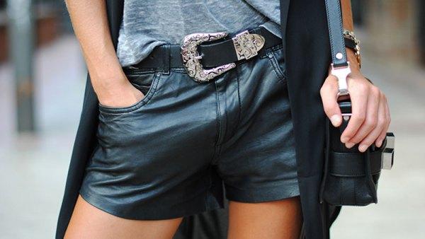 Western Belts Style