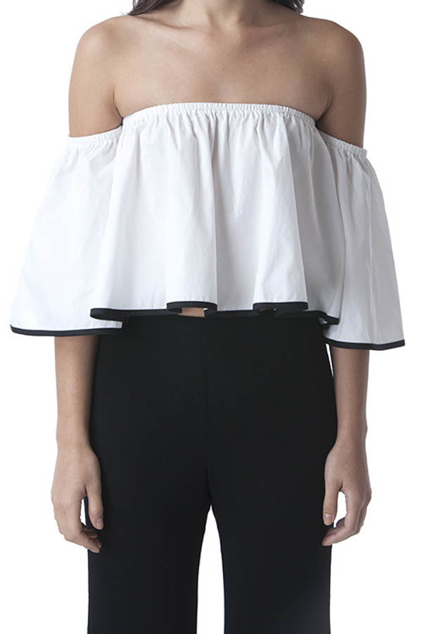Female Department Off Shoulder Top